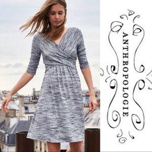 Anthropologie Lola Wrap Dress by Amadi, Like New